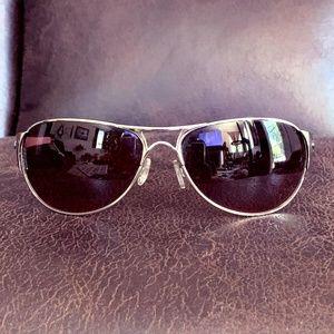 Oakley Restless 05-721 Polished Chrome/white Frame